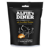10 x Alfie's Diner Chicken Treats 100g