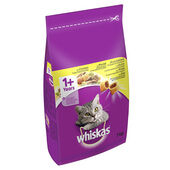 Whiskas 1+ Cat Complete Dry With Chicken 7kg