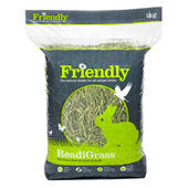4 x Forthglade Friendly Green Oat Readigrass For Small Animals 1kg