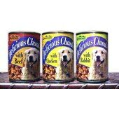 Cambrian Dog Delicious Chunks - Variety Can 12 Pack