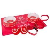 Keep Calm Gift Set Dog Small