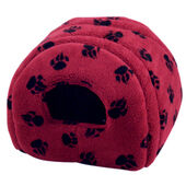 Danish Design Fleece Paw Wine Igloo 41x41cm (16x16