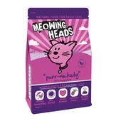 Meowing Heads Cat Adult Purr-nickety 4kg