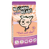 Meowing Heads Fat Cat Slim Light Food 1.5kg