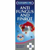 Interpet Treatment Anti Fungus & Finrot Plus 100ml
