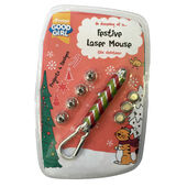 6 x Good Girl Festive Laser Mouse