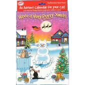12 x Hatchwells Christmas Advent Calendar For Cats