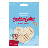 12 x 40g Cupid & Comet Cheese Biscuits For Dogs