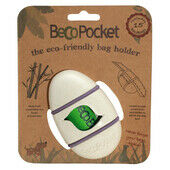 Beco Pocket - Eco Friendly Bag Dispenser Natural