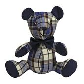 3 x Chubleez Blueberry Bear 28cm