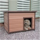 Rosewood Weather Tuff Kennel Cabin