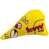 Yeowww Chubby Mouse Catnip Toy