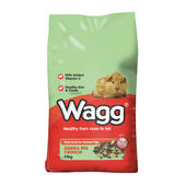 Wagg Guinea Pig Crunch Small Animal Food