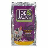 Joe & Jacks Dog Chicken & Rice Adult