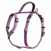 Halti Nylon Walking Harness Purple