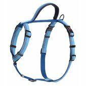 Halti Nylon Walking Harness Blue