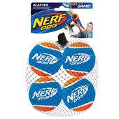 Nerf Dog Blaster Distance Balls Refill Pack 4pk