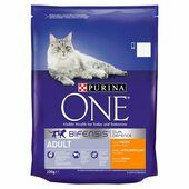 4 x Purina One Adult Rich In Chicken & Whole Grains 800g