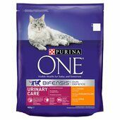 4 x Purina One Urinary Care Rich In Chicken & Wheat 800g