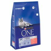 Purina One Adult Rich In Salmon & Whole Grains