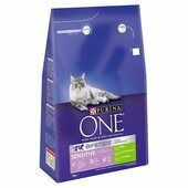 Purina One Sensitive Rich In Turkey & Rice 3kg