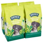 Denes Wholegrain Dog Food Mixer 10kg (4 x 2.5kg)
