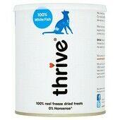 Thrive Cat Treats 100% White Fish 110g
