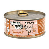 6 x Meowing Heads Drumstix 100g