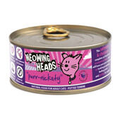 6 x Meowing Heads Purr-nickety 100g