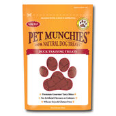 8 x Pet Munchies Duck Training Treat 50g