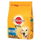Pedigree Dry Vital Protection Senior With Chicken Rice And Vegetables 2.5kg
