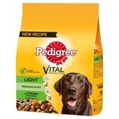 Pedigree Dry Vital Protection Light With Chicken And Vegetables 2.2kg