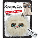 Grumpy Cat Cat Toy Hair Ball 5cm