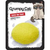 Grumpy Cat Cat Toy Lemon Ball 6cm