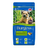Burgess Free From Artificial Colours And Flavours Rich In Lamb 2.5kg