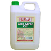 Equimins Cod Liver Oil Jerrycan