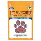 8 x Pet Munchies Venison Training Treat 50g
