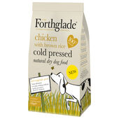 Forthglade Complete Cold Pressed Dry Dog Food Chicken