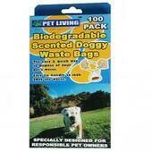 Pet Living Handiscoop Biodegradable Dog Waste Bags
