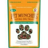 8 x Pet Munchies Sushi Dog Training Treat 150g