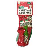 12 x Good Boy Pawsley Dog Christmas Stocking