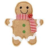 6 x Good Girl Pawsley Gingerbread Man With Catnip 11cm
