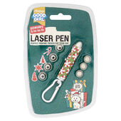 6 x Good Girl Pawsley Christmas Laser Pen 18cm