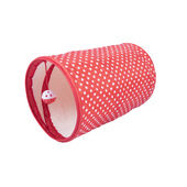 3 x Good Girl Pawsley Cat Tunnel 35cm