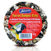 20 x Johnson\'s Parrot Bumper Ring 65g