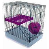 Pennine Two Tier Hamster Cage Den