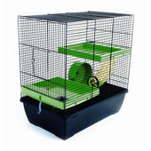 Pennine Hamster Hall Cage- 48x30x50cm