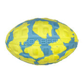 Foaber Kick Green/blue Marble Dog Toy