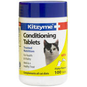 Kitzyme Cat Conditioning Tablets