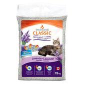 Intersand City Classic Lavender Clumping Cat Litter 14kg
